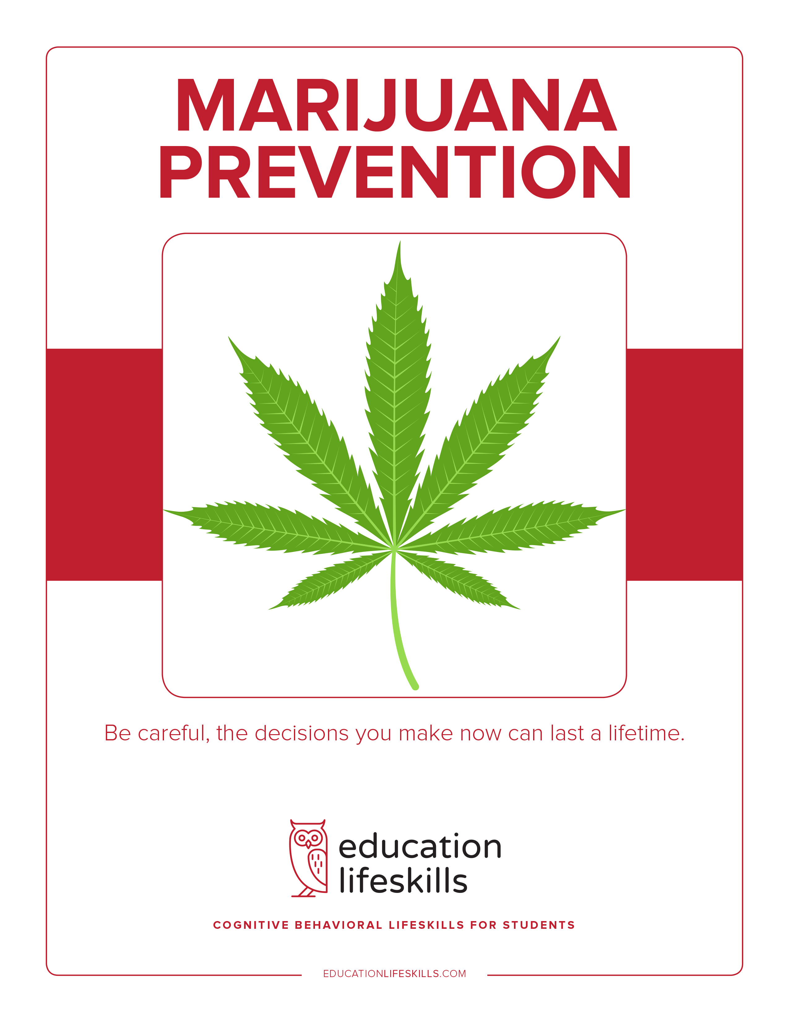 the effects and alternative solutions for marijuana abuse by teens Elements of effective prevention programs there is a multitude of effective substance abuse prevention interventions that may have different areas of focus and can be.